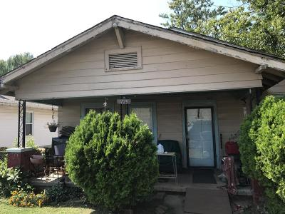 Knoxville TN Single Family Home For Sale: $80,000