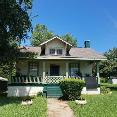 Knoxville TN Single Family Home For Sale: $48,900