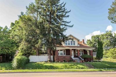 Morristown Single Family Home For Sale: 625 E 1st North St