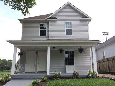 Knoxville TN Multi Family Home For Sale: $168,000