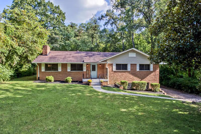 Knoxville TN Single Family Home For Sale: $240,000