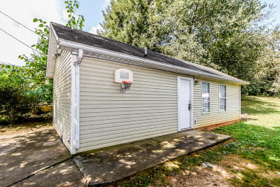 Knoxville TN Single Family Home For Sale: $43,000