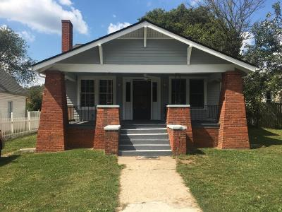 Knoxville TN Single Family Home For Sale: $83,000