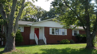 Knoxville Single Family Home For Sale: 1730 Wintergreen Circle