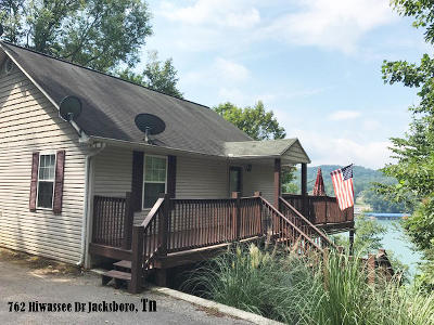 Single Family Home For Sale: 762 Hiwassee Drive