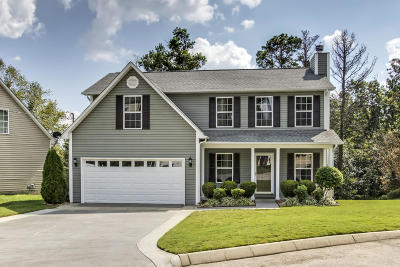 Knoxville Single Family Home For Sale: 10942 Topview Lane