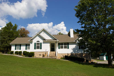 Knoxville Single Family Home For Sale: 757 McCammon Rd