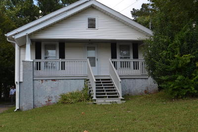 Knoxville Single Family Home For Sale: 3605&3607 Middlebrook Pike