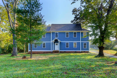Knoxville Single Family Home For Sale: 5126 Villa Rd