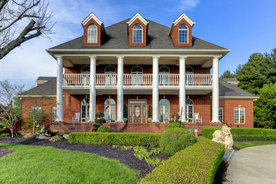 Knoxville TN Single Family Home For Sale: $949,000