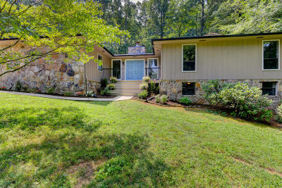 Knoxville Single Family Home For Sale: 6440 Spring View Lane