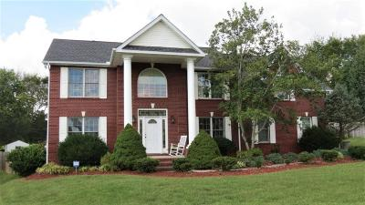 Knoxville Single Family Home For Sale: 3443 Meadow Top Lane