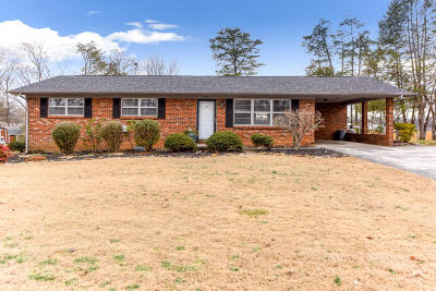 Maryville Single Family Home For Sale: 212 Merritt Rd