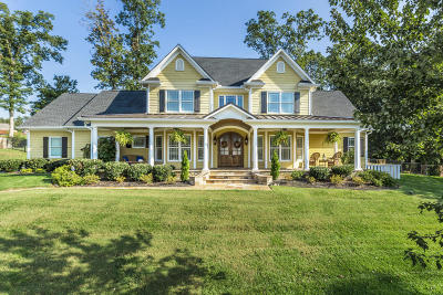 Knoxville Single Family Home For Sale: 1224 Arborbrooke Drive