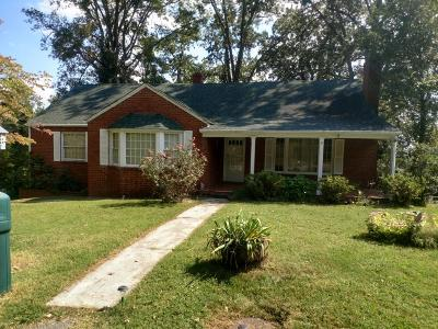 Knoxville Single Family Home For Sale: 478 Watauga Ave
