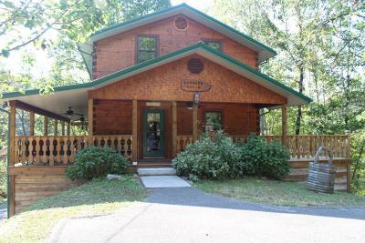 Sevierville Single Family Home For Sale: 2140 Ridgecrest Loop Lane