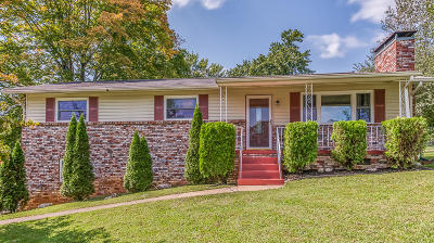 Knoxville TN Single Family Home For Sale: $155,000
