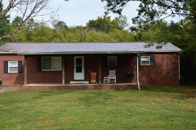 Maryville Single Family Home For Sale: 209 Blockhouse Rd