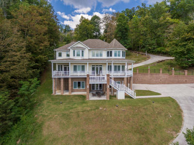 Anderson County, Campbell County, Claiborne County, Union County Single Family Home For Sale: 1073 Lakeview Drive