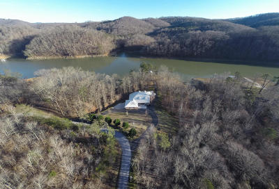Grainger County Single Family Home For Sale: 860 Black Fox Harbor Rd