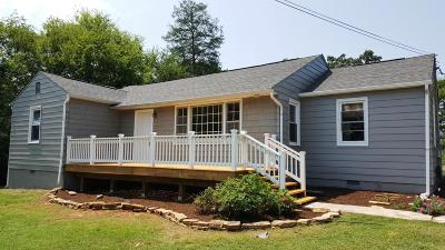 Knoxville TN Single Family Home For Sale: $149,900
