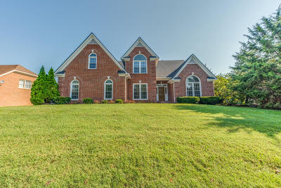 Knoxville TN Single Family Home For Sale: $395,000