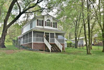 Single Family Home For Sale: 1614 E Pearly Smith Rd