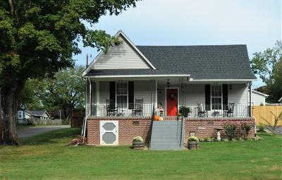 Knoxville Single Family Home For Sale: 501 Forestal Drive