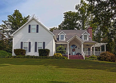 Clinton Single Family Home For Sale: 224 Braden Court
