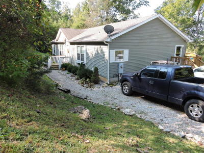 Union County Single Family Home For Sale: 115 Cody Lane