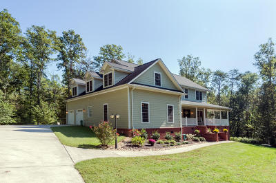 Kingston Single Family Home For Sale: 2499 Paint Rock Ferrry Rd