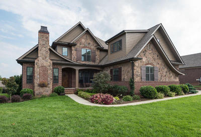 Knoxville Single Family Home For Sale: 1146 Potterstone Drive
