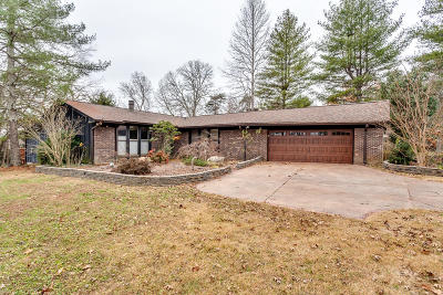 Norris Single Family Home For Sale: 121 Hilltop Lane