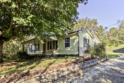Madisonville Single Family Home For Sale: 833 Big Creek Rd