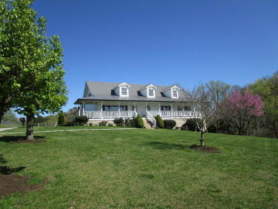 Strawberry Plains Single Family Home For Sale: 9632 Clift Rd