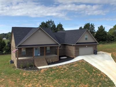 Greenback Single Family Home For Sale: 1565 Caleb Tr