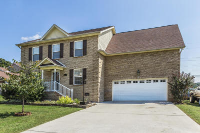 Knoxville Single Family Home For Sale: 6308 Stillglen Lane