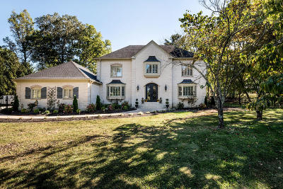 Knoxville Single Family Home For Sale: 415 Cherokee Blvd