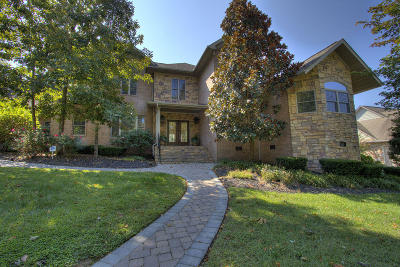 Sevierville Single Family Home For Sale: 1522 Landmark Blvd