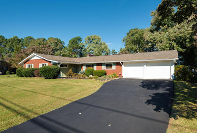 Knoxville Single Family Home For Sale: 8137 Hayden Drive