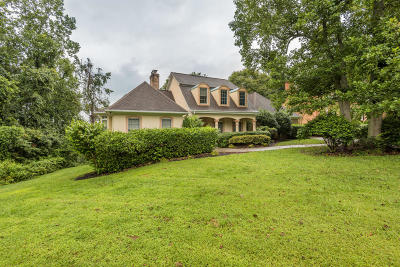 Oak Ridge Single Family Home For Sale: 116 Westview Lane