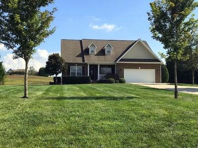 Madisonville Single Family Home For Sale: 121 Old Hickory Circle