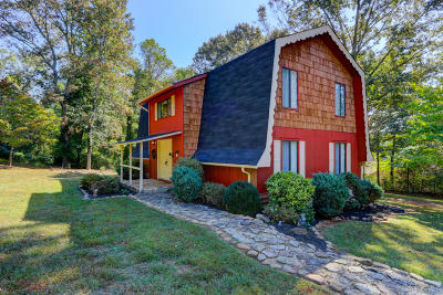 Loudon Single Family Home For Sale: 107 Dover-Wear Drive