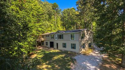 Single Family Home For Sale: 198 Shoreline Drive