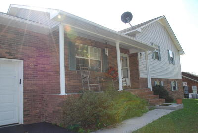 Tazewell TN Single Family Home For Sale: $189,000