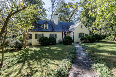 Knoxville Single Family Home For Sale: 605 SW Arrowhead Tr