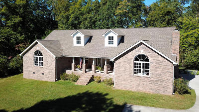 Maryville Single Family Home For Sale: 931 N Old Grey Ridge Rd