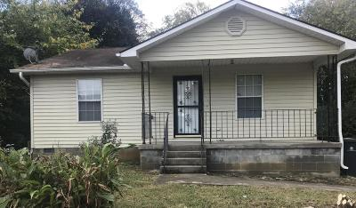 Knoxville Single Family Home For Sale: 1031 Addison St