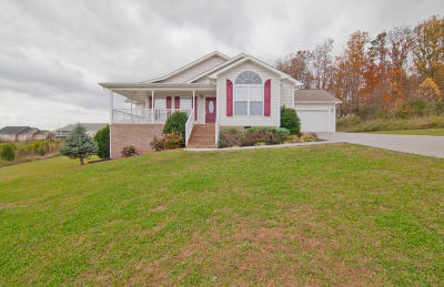Madisonville Single Family Home For Sale: 153 Cold Creek Rd