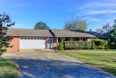 Jefferson County Single Family Home For Sale: 2568 Old Andrew Johnson Hwy